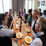Wine & Food Made in Italy - 4° evento - Helsinki 2015 - Ristorante Vaelsa