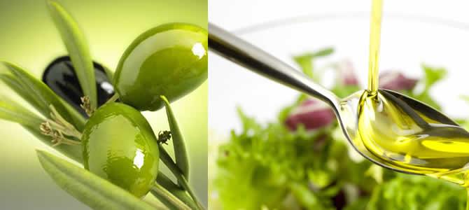 Oliove d'oliva extravergine delle Marche